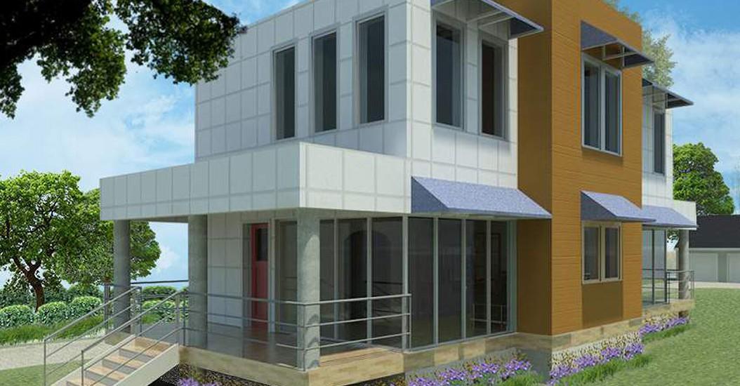 Smart Haus floorplan three smart haus